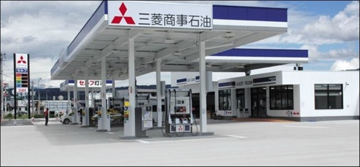 ガソリンスタンドとプロパンガス