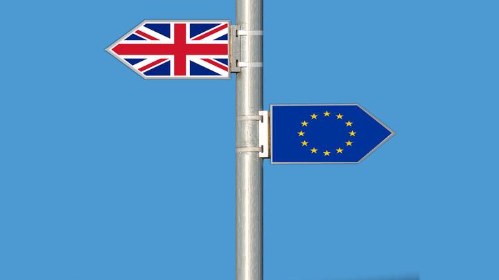 EUとイギリス